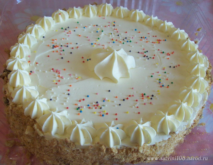 Готовим торт Наполеон, рецепт Наполеона