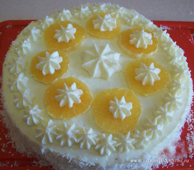 Украсить торт просто и красиво пошагово